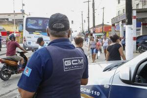 A Operação Papai Noel é uma ação integrada entre a Guarda Civil Municipal (GCM), Força Tarefa, Fiscalização, Trânsito e Polícia Militar