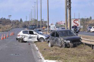 Os acidentes graves aumentaram de 10 para 13