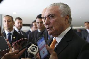 Michel Temer aumentou a restrição de jornalistas aos gabinetes ministeriais do Palácio do Planalto