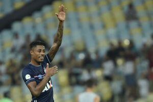 Bruno Henrique acredita que sua saída do Santos é improvável