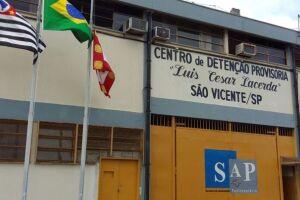 Centro de Detenção Provisória (CDP) de São Vicente.