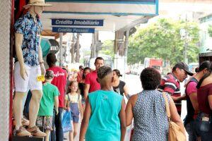São Vicente tem o comércio mais movimentado da Baixada Santista