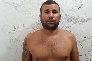 Leandro Gonçalves Santana foi preso nesta segunda-feira (17) em Bertioga
