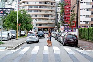 São Vicente tem alterações no trânsito na Virada do Ano