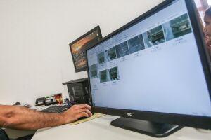 Câmeras de reconhecimento ótico de caracteres (OCR) ajudaram no caso