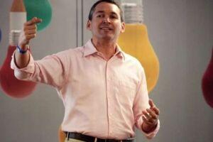 O consultor Samuel Rodrigues Squarisi, de 38 anos, não resistiu.