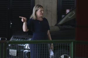 A deputada federal eleita por São Paulo Joice Hasselmann