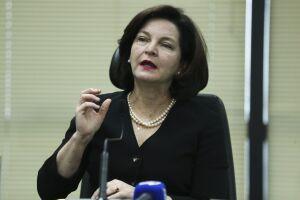 A procuradora-geral da República, Raquel Dodge, cobra solução do assassinato de Marielle Franco