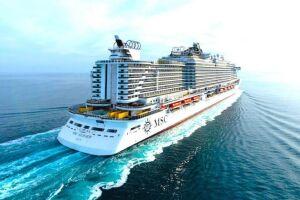 O Seaview é o maior transatlântico de todas as temporadas de cruzeiros no País