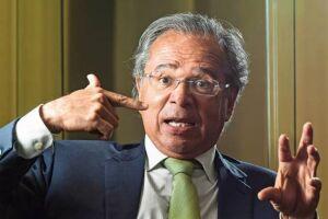 O futuro ministro da Economia, Paulo Guedes.