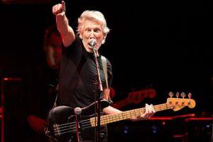 Roger Waters fez oito shows em sete cidades entre os dias 9 e 30 de outubro