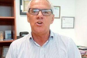 Rui De Rosis (MDB), presidente da nova Mesa Diretora da Câmara de Santos para o biênio 2019/2020.