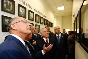 O presidente da República, Michel Temer (MDB), disse que fez um governo 'de ousadia'