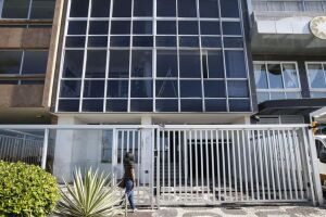 Edifício em Ipanema, no Rio de Janeiro, onde Aécio Neves tem apartamento