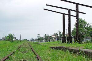 MPF diz que ocupações irregulares agravam ainda mais a situação de abandono das ferrovias.