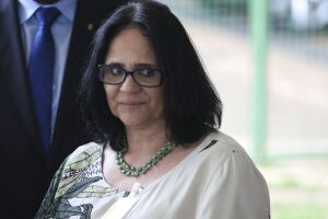A futura ministra da Família, Mulher e Direitos Humanos, Damares Alves