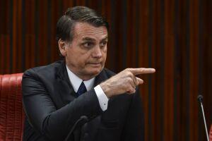 Jair Bolsonaro reafirmou a defesa dos interesses da população e do desenvolvimento do país
