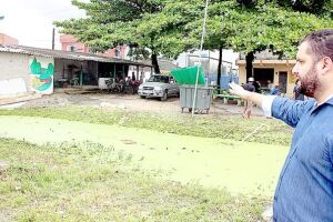 Augusto Duarte acredita que o dinheiro poderá não ser utilizado porque as áreas foram invadidas