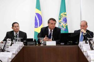 Jair Bolsonaro publicou um ato em Diário Oficial da União para normatizar a comunicação de seu governo