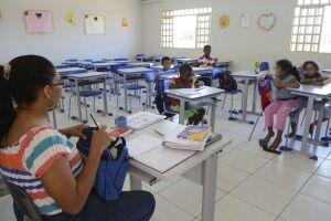Desde o dia 1º, o piso salarial do magistério está em R$ 2.557,74, o que representa um aumento de 4,17%