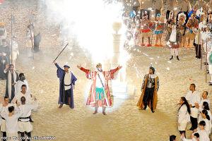 O tradicional espetáculo acontece de 18 a 22 de janeiro na arena montada nas areias da Praia do Gonzaguinha, em São Vicente