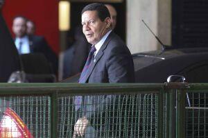 O filho do vice-presidente Hamilton Mourão será assessor especial do presidente do Banco do Brasil