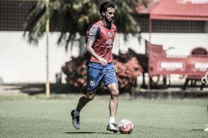 Ruiz percebeu que também não deveria ser muito utilizado pelo técnico Jorge Sampaoli