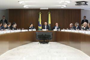 Presidente Bolsonaro promoverá amanhã, no Palácio do Planalto, reunião do Conselho de Ministros