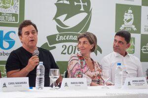 Marcos Frota vai interpretar a Loucura no evento deste ano