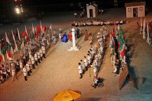 Neste ano, o maior espetáculo de areia do Mundo completa sua 37ª edição