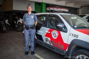 Quando criança, Francine sonhava em se tornar policial