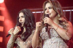 A dupla sertaneja Simone e Simaria apresentará seus grandes sucessos na sexta-feira (11), no palco do Estação Verão Show.