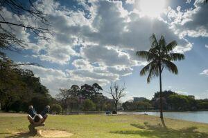 Parque do Ibirapuera é um dos espaços mais procurados e valorizados de São Paulo