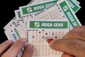 Nenhuma aposta acertou as seis dezenas do concurso 2.114 da Mega-Sena.
