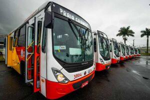 Tarifa das linhas de ônibus municipais de Praia Grande será alterada a partir da 00h de domingo (6)