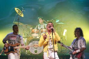 A banda Classical Queen tem 14 anos de carreira homenageando o grupo britânico