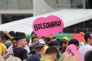 Público 'ataca' jornalistas em posse de Bolsonaro.