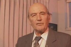 Oscar González Quevedo nasceu na Espanha e era filho de um deputado tradicionalista de Madri