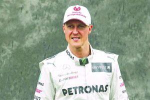 Schumacher faz terapia intensiva e fisioterapia em casa