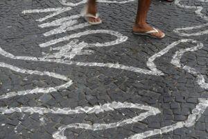 O Brasil bateu recorde em 2017 com 63.880 mortes violentas