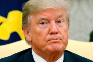 O presidente dos Estados Unidos, Donald Trump, voltou a pressionar os democratas.