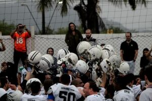 Santos Tsunami abre seletiva para novos atletas