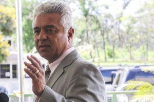 Olimpio disse que a 28 dias da eleição, acredita que pode haver uma candidatura de consenso contra Renan Calheiros, segundo ele o candidato mais forte hoje ao comando ao Senado