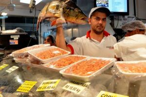 Consumo de peixe na Semana Santa é tradicional entre católicos.