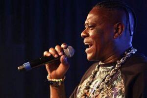 O cantor de funk Jefferson Fernandes Luiz, conhecido como MC Sapão.