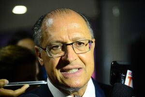 A Justiça de São Paulo determinou o bloqueio dos bens do ex-governador Geraldo Alckmin