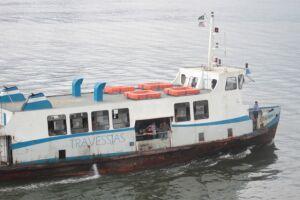 Catamarãs sucateadas foram impedidas de operar pela Marinha