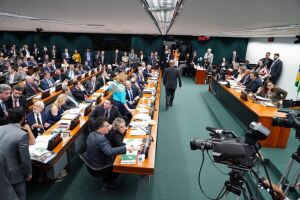 O deputado Delegado Marcelo Freitas recomenda a admissibilidade da proposta de emenda à Constituição