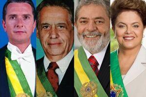 Relembre como foram os cem primeiros dias dos antecessores de Bolsonaro