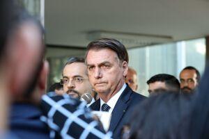 """""""Sem desidratar, a Nova Previdência gerará economia de R$ 1 trilhão ao País"""", explicou Bolsonaro"""